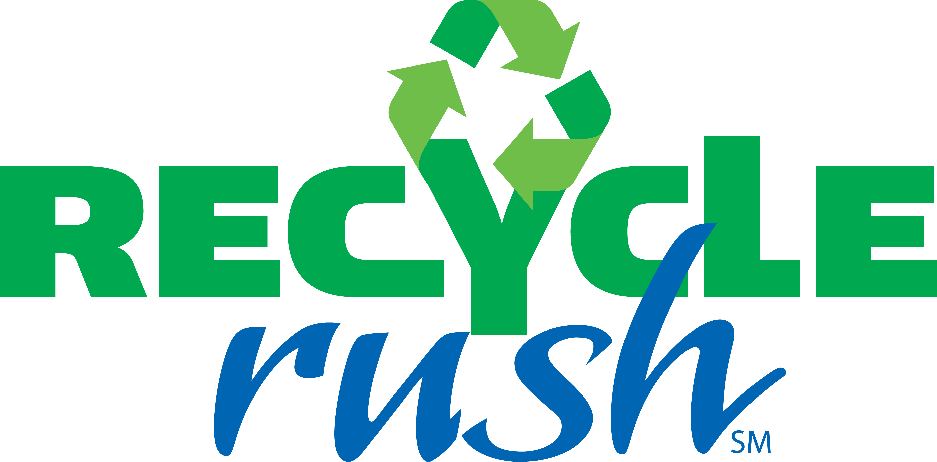 Recycle Rush Logo